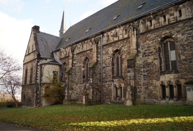 Die Briesnitzer Kirche zählt zu den ältesten Kirchen Sachsens