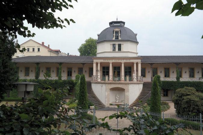 König-Albert-Bad, heute Restaurant