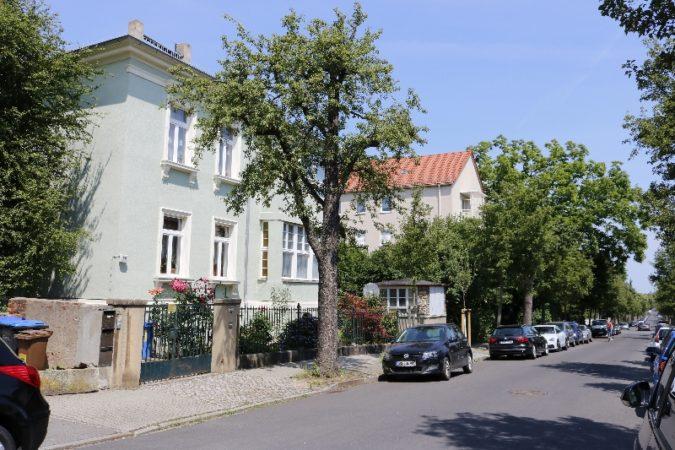 Entspanntes, aber zentrales Wohnen in Plauen.