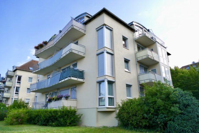 Eigentumswohnung in der Katzsteinstraße