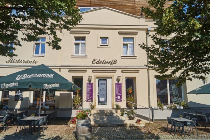 """Italienisches Restaurant """"Ristorante Edelweiß"""""""