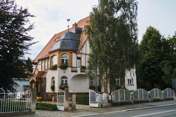 Villa am Wasaplatz