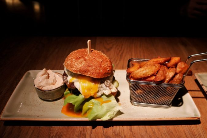 """Auch unter den """"großen"""" Burgern gibt es besondere Hingucker."""