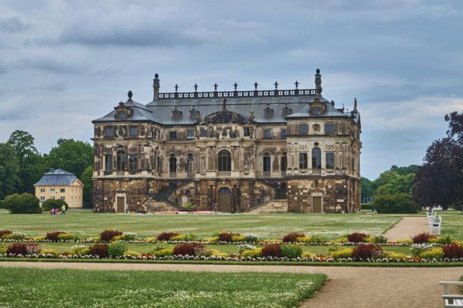 Der Große Garten ist wirklich ein beeindruckender Ort in Dresden!