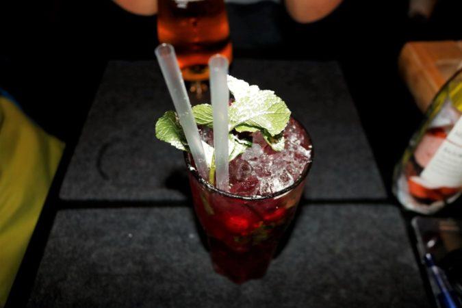 Probiert auf jeden Fall einen der Cocktails-wirklich fantastisch.