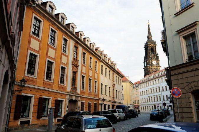 Auch die Dreikönigskirche ist ein wichtiger Teil des Barockviertels.