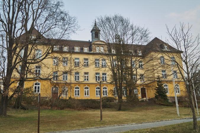 Marienhof in Trachenberge