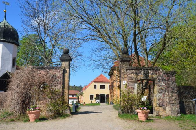 Der Geheimtipp – Schloss Hoflößnitz