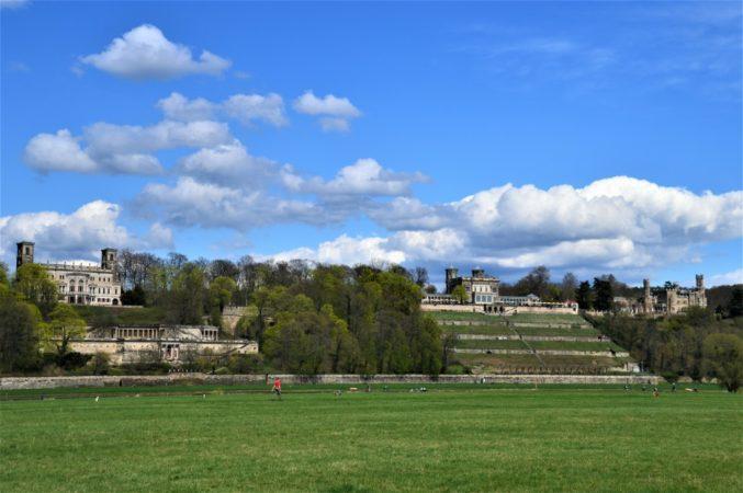 Die Schlösserlandschaft – Schloss Eckberg, Schloss Albrechtsberg und das Lingner Schloss