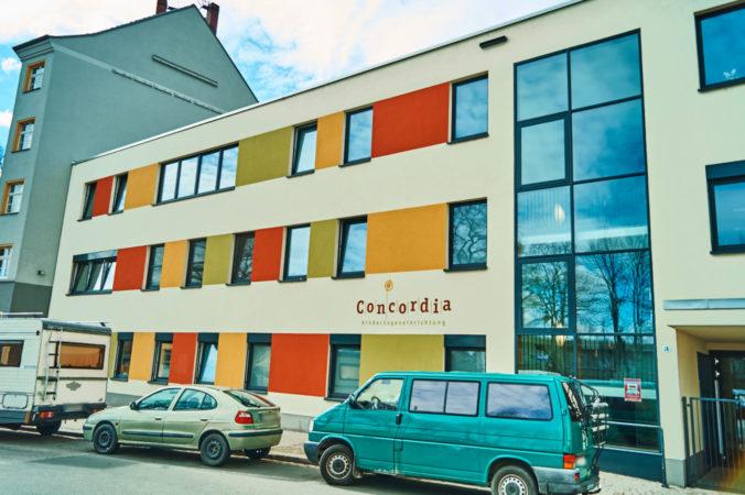 Kita Concordia in der Leipziger Vorstadt