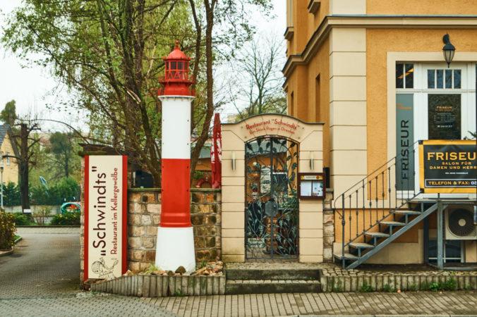 """Restaurant """"Schwindts""""in Seidnitz"""