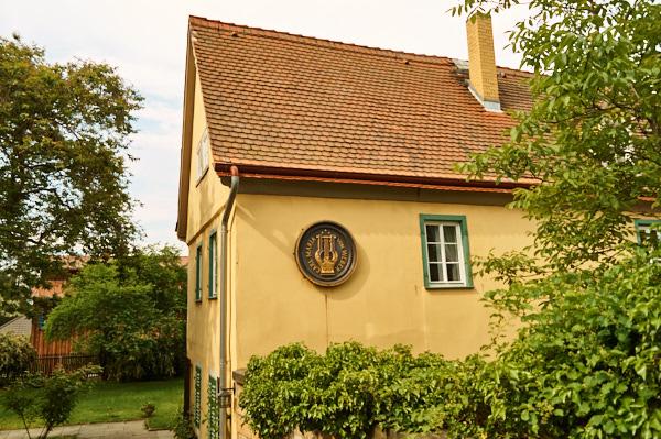 Carl-Maria-von-Weber-Museum in Stadtteil Dresden Hosterwitz