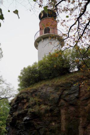Aussichsturm Hoher Stein in Plauen