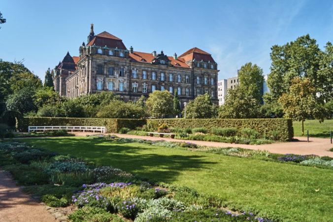 Dresden ist eine der grünsten Städte in ganz Europa!
