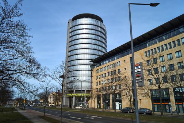 World Tade Center Dresden