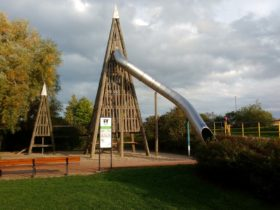 Spielplatz an der Flutrinne 2