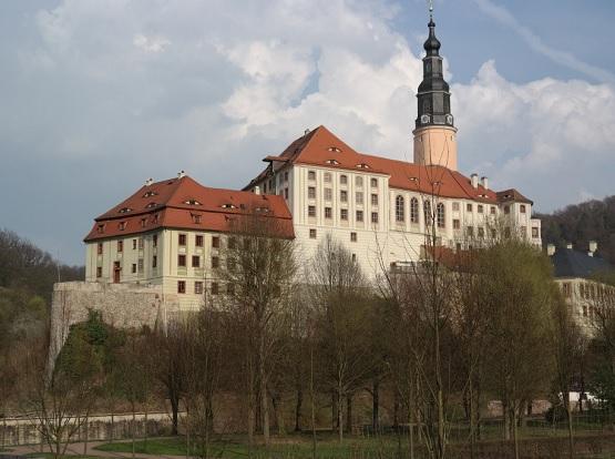 Ein Besuch auf Schloss Weesenstein – Informieren, flanieren, genießen