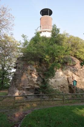Aussichtsturm am Hohen Stein