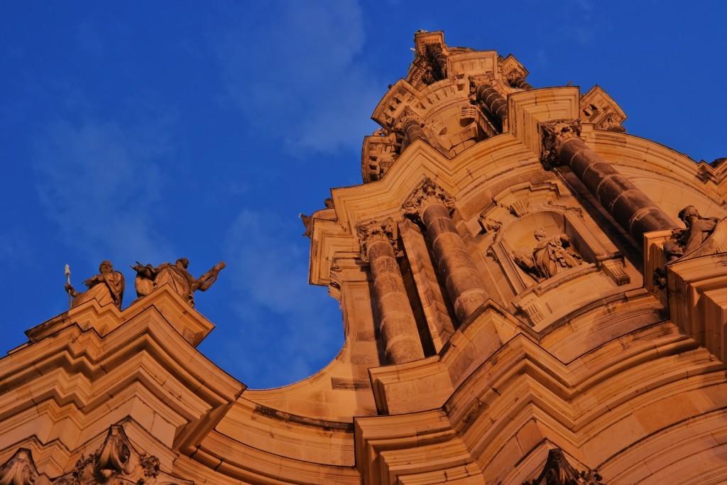 Dresdens Hofkirche