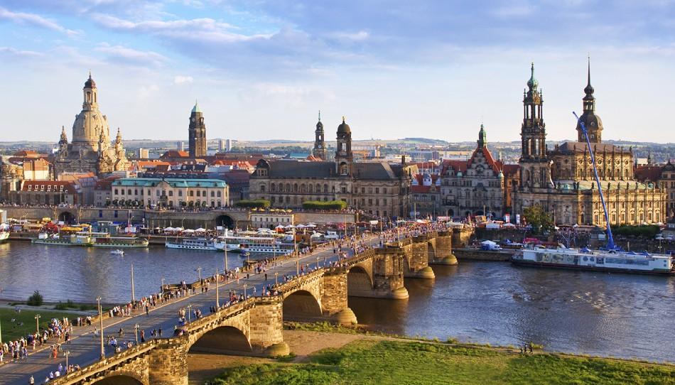 Mit 4,4 Mio. Übernachtungen hat sich Dresden als beliebtestes Städtereiseziel 2014 außerhalb Berlins behauptet. Foto: Sylvio Dittrich, DMG