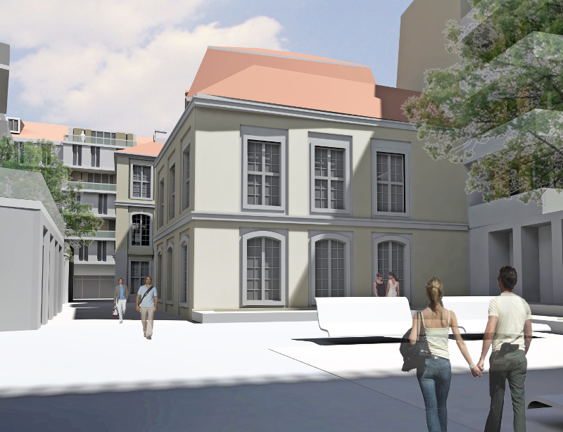 Neumarkt cg gruppe wohnhof
