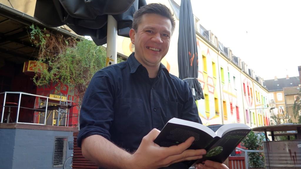 Marcus Wächtler - Grüner Dresdner
