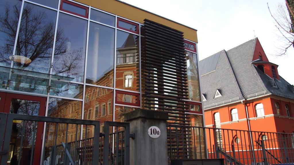 Löbtauer Kindertagesstätte auf der Bünaustraße
