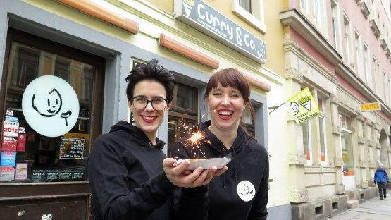 Curry & Co. Die Currymädels Simone und Susanne Meyer-Götz