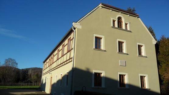 Lohengrinhaus in Graupa