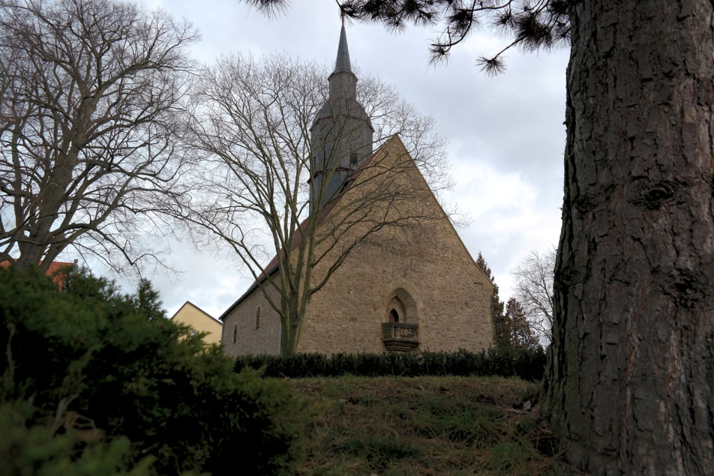 Autobahnkirche / Jakobikirche Wilsdruff