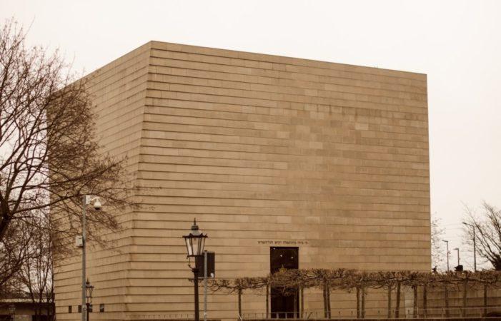 Neue Synagoge – Hasenberg