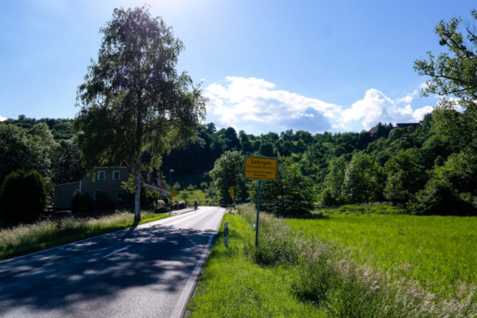 Unterwegs im Lockwitztal