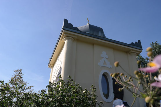 Blaues Häusel in Maxen