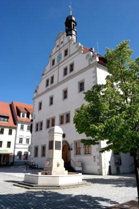 Rathaus in Dippoldiswalde