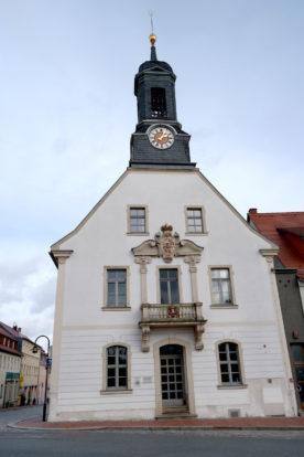 Rathaus in Wilsdruff