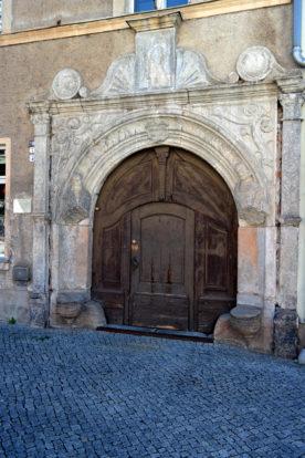 Historisches Tor in Dippoldiswalde