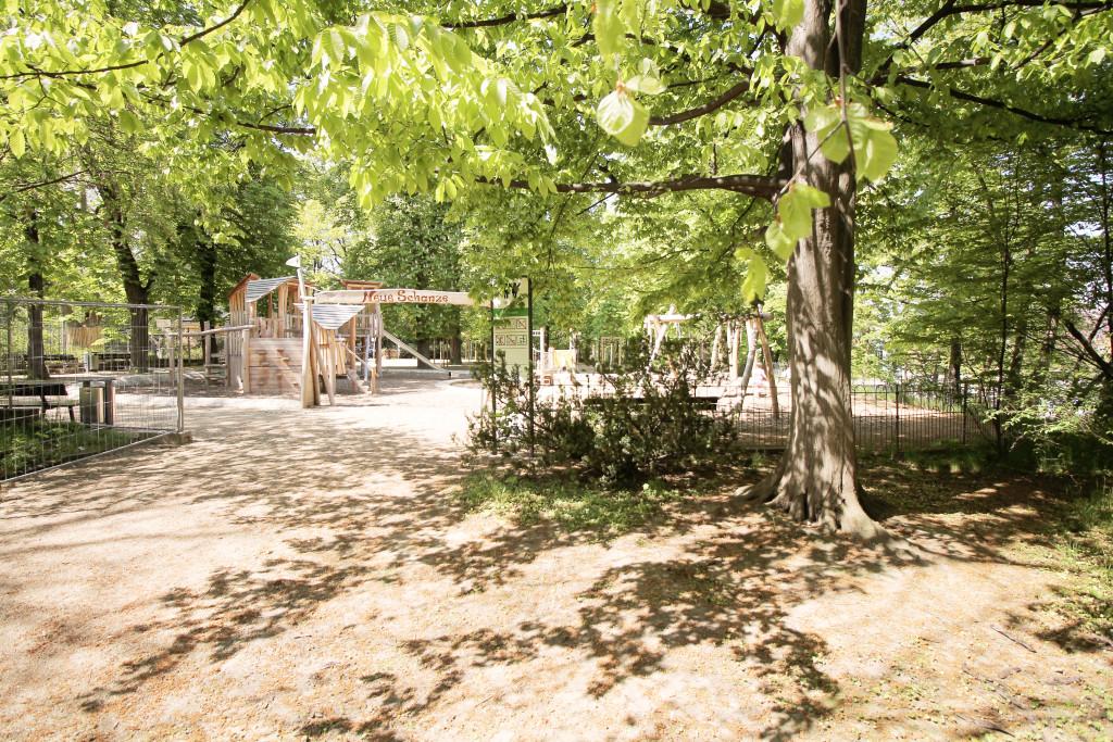 Du suchst Erholung und möchtest etwas Abstand vom Alltag? Dann schau doch mal im Beutlerpark vorbei!
