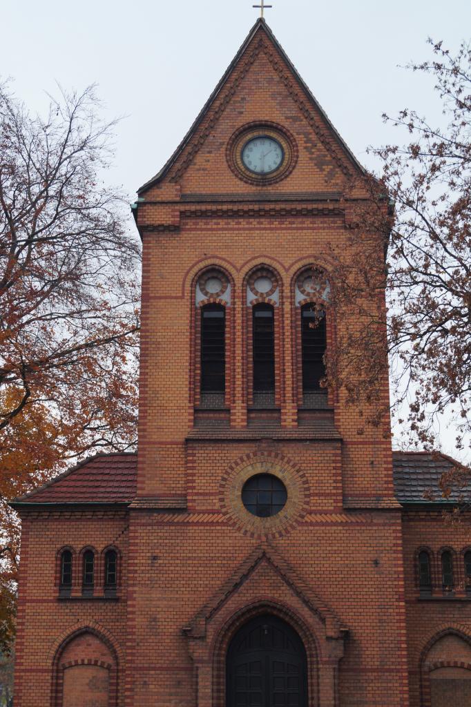 Die Thomaskirche wurde im Zweiten Weltkrieg stark beschädigt