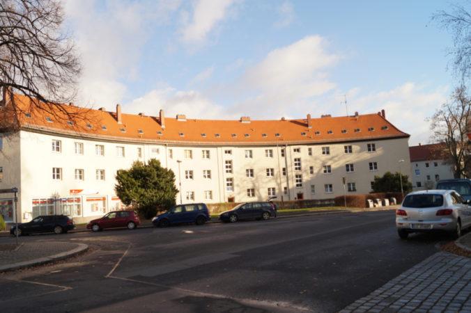 Rundhaus am Gottfried- Keller- Platz