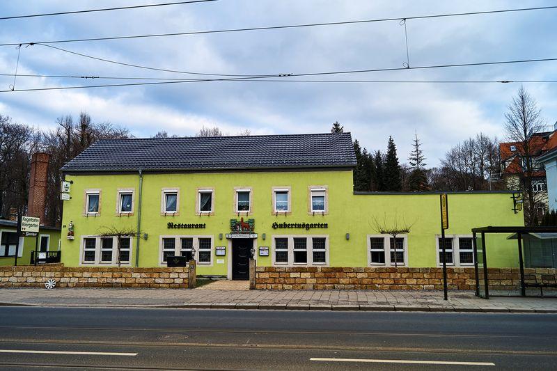"""Die Wildgaststätte """"Hubertusgarten"""" im ländlichen Stil"""