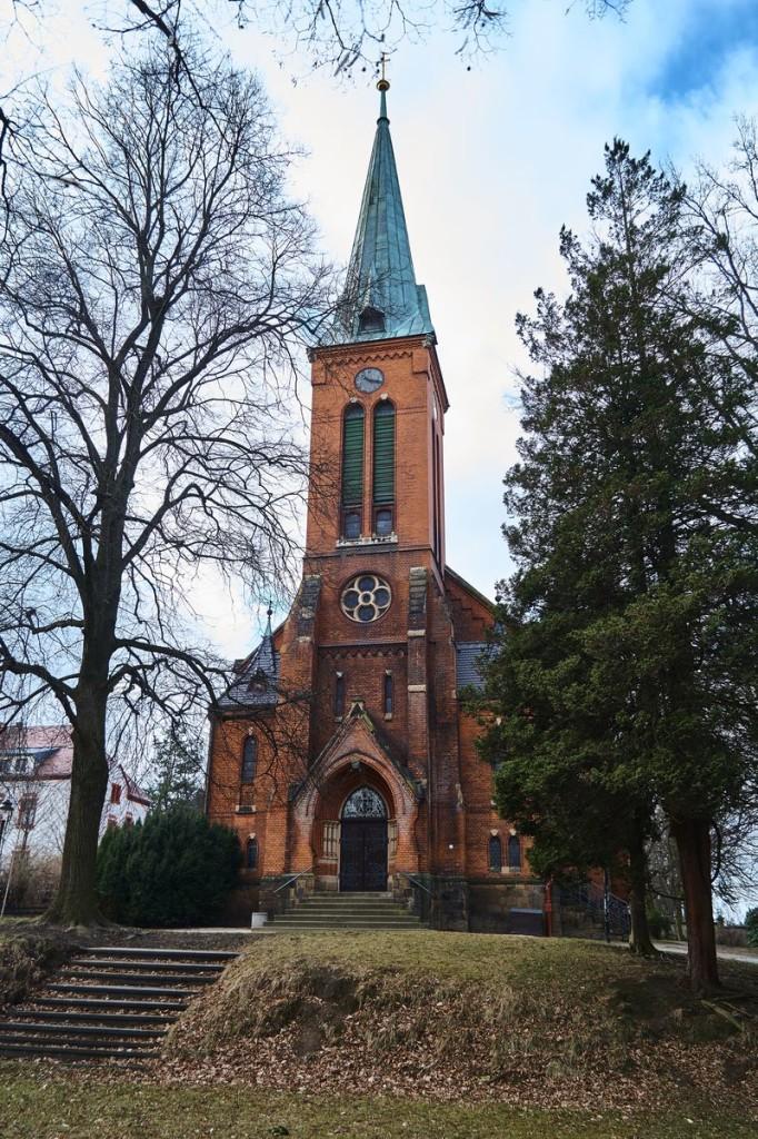 Die Evangelisch – Lutherische Kirchgemeinde St. Michael in Bühlau