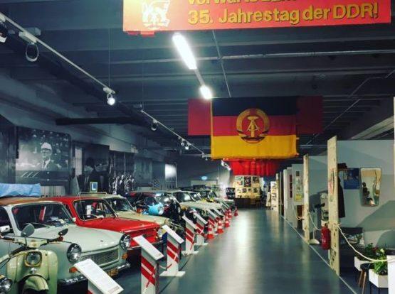 Von der Schwalbe bis zum Saporoshez: Die Besucher können eine Vielzahl an DDR-typischen Fahrzeugen bestaunen