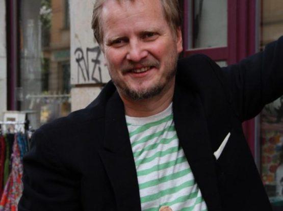 Der Dresdner Autor Francis Mohr.