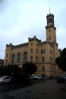 Rathaus in Zittau