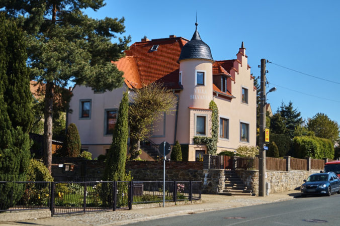 Villa Silvanus in Langebrück