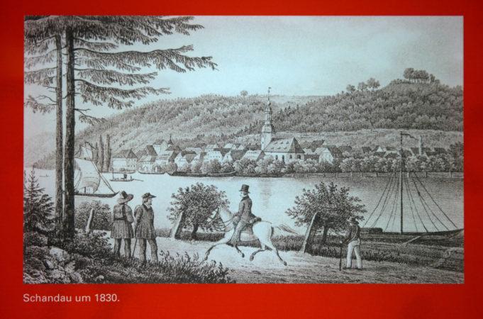 Bad Schandau um 1830
