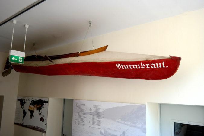 "Wustmanns ""Sturmbraut"""