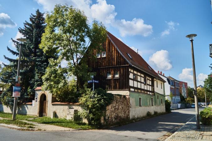 Ländliches Wohnhaus auf der Rethelstraße