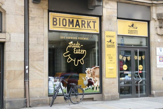 Habt ihr den Bio-Markt schon einmal getestet?