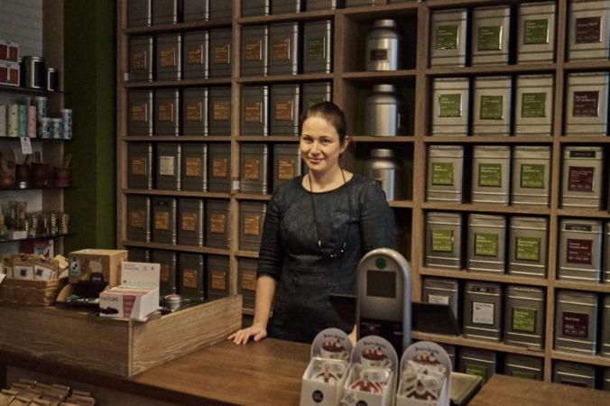 """Im """"Teerausch"""" gibt es eine riesige Auswahl an Teesorten!"""